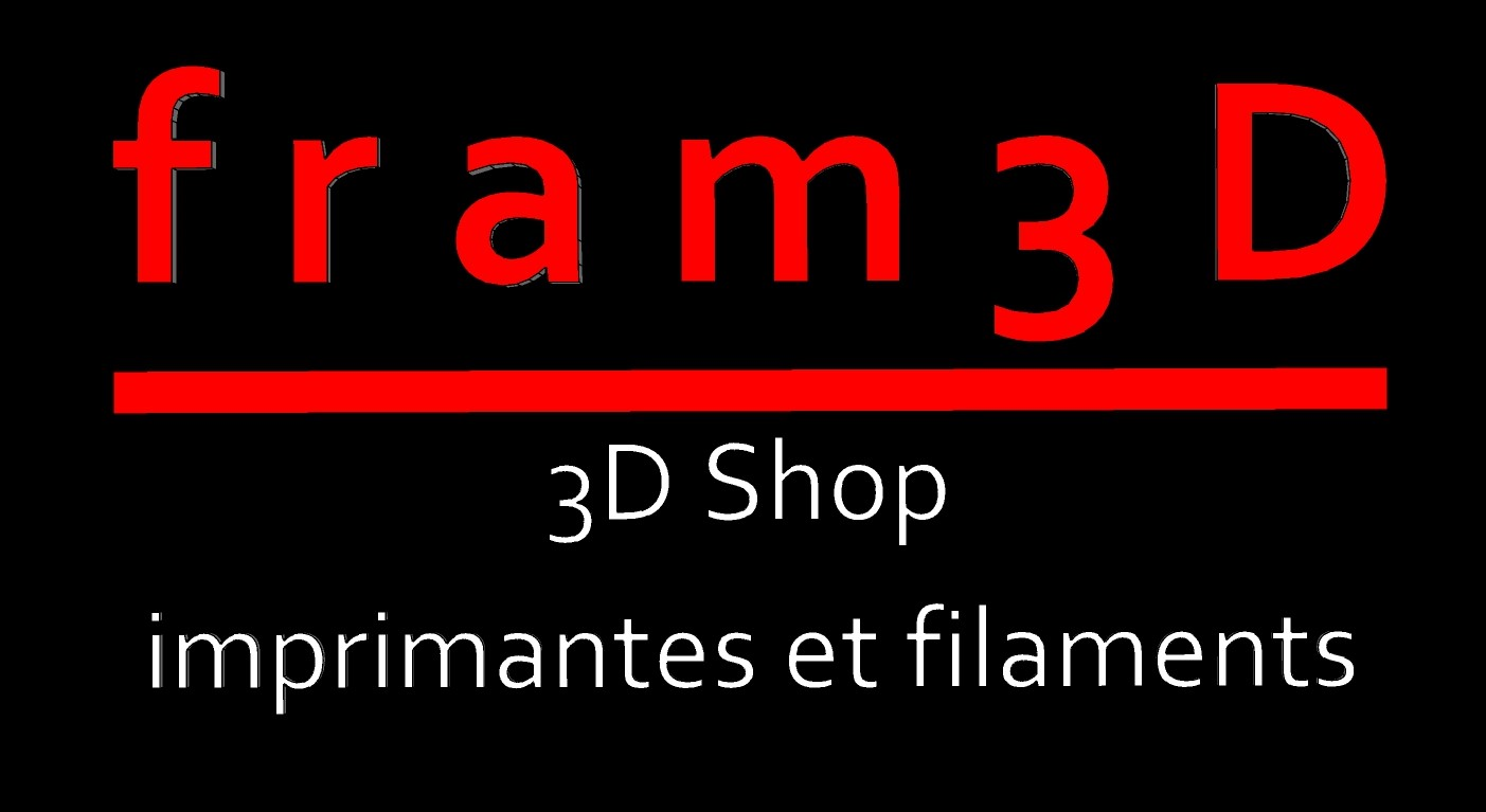Fram3D 3D shop